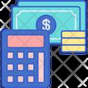 Cash Accounting Icon