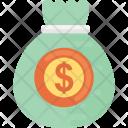 Sacks Dollars Dollar Icon
