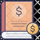 Cash Book Icon