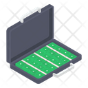 Cash Briefcase Icon