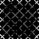 Cash Chain Icon