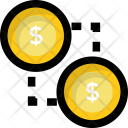 Cash Conversion Icon