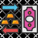 Cash Conversion Ccc Icon
