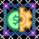 Cash Account Credentials Icon