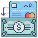 Cash Credit Icon