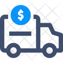 Delivery Cash Delivery Delivery Vehicle Icon