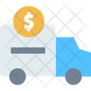 Cash Delivery Icon