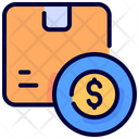 Price Box Dollar Icon