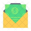 Cash Deposit Money Icon