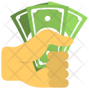 Deposit Bank Saving Icon