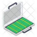 Cash Dollar Case Icon