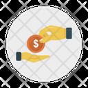Cash donate Icon
