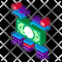 Cash Business Dollar Icon