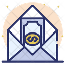Cash Envelope Icon