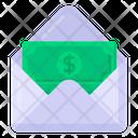 Money Envelope Cash Envelope Currency Envelope Icon