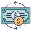 Flow Tranfer Finance Icon