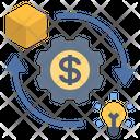 Cash Flow Innovaton Demand Icon