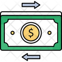 Budget Cash Flow Dollar Icon