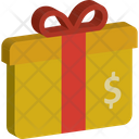 Cash Gift Icon