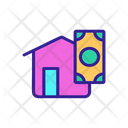 Building Sale Home Icon