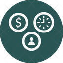 Cash Investment Financial Investor Investor Icon