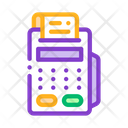 Cash Machine Calculator Icon