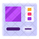 Atm Instant Banking Cash Dispenser Icon