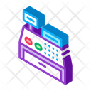 Cash Money Machine Icon