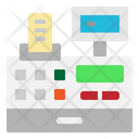 Cash Register Retail Icon