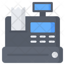 Cash Cashier Register Icon