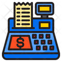Cash Machine Cashier Pay Icon