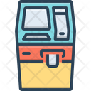 Cash Machine Cash Machine Icon