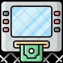 Cash Machine Icon