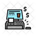Cash Machine Cash Register Cash Icon