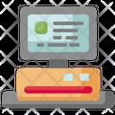 Cash Machine Cashier Cash Register Icon