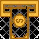 Cash Machine Atm Machine Icon