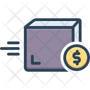 Cash On Delivery Cash Delivery Icon