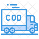 Cash On Delivery Cod Payment Icon