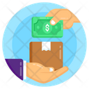 Shipment Payment Cash On Delivery Delivery Payment Icon