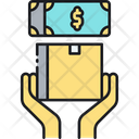 Cash On Delivery Location Icon