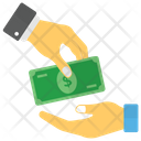 Cash Payment Loan Icon