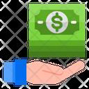 Cash Payment Pay Cash Icon