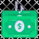 Cash Phishing Icon