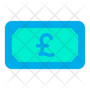 Cash Pound Money Icon