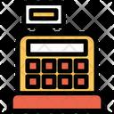 Cash Receipt Register Icon