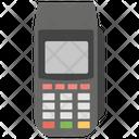 Cash Register Pos Terminal Cash Counter Icon