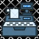 Cash Register Cash Counter Counter Icon