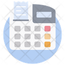 Payment Machine Cash Register Card Payment Service Icon