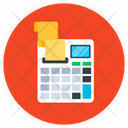 Cash Register Cash Counter Cash Till Icon