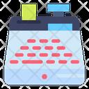 Cash Register Shop Register Icon
